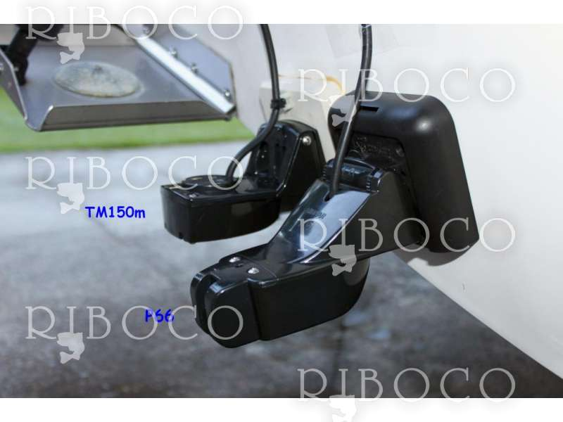 Сонда Garmin за транец с дълбочина и температура Airmar TM150M