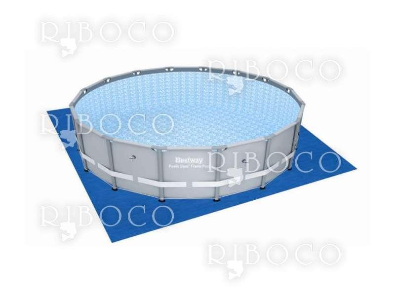 Сглобяем басейн Bestway 56427 d 549 x 132 cm 26000 L