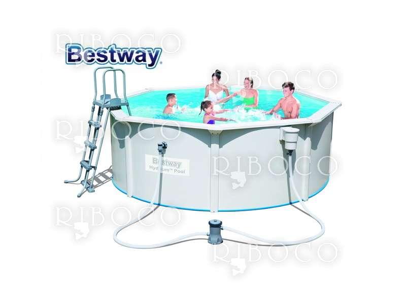 Bestway 56571 Hydrium Steel Wall Pool d 360 cm x 120 cm 10990 L