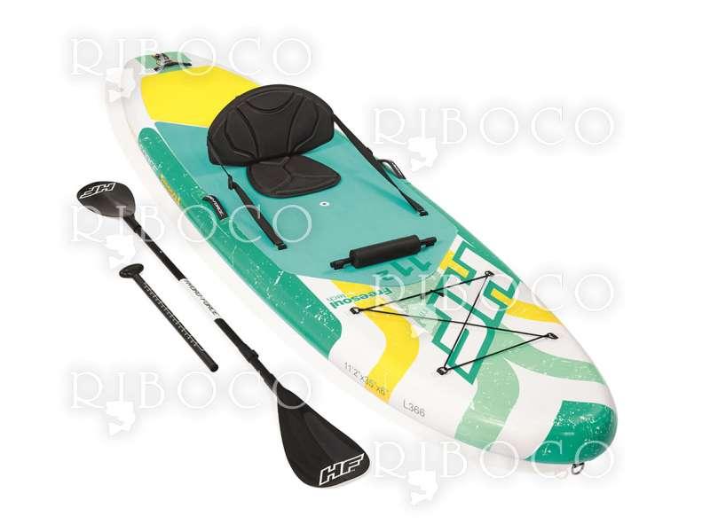 Bestway 65310 дъска за сърф 340 cm x 89 cm x 15 cm