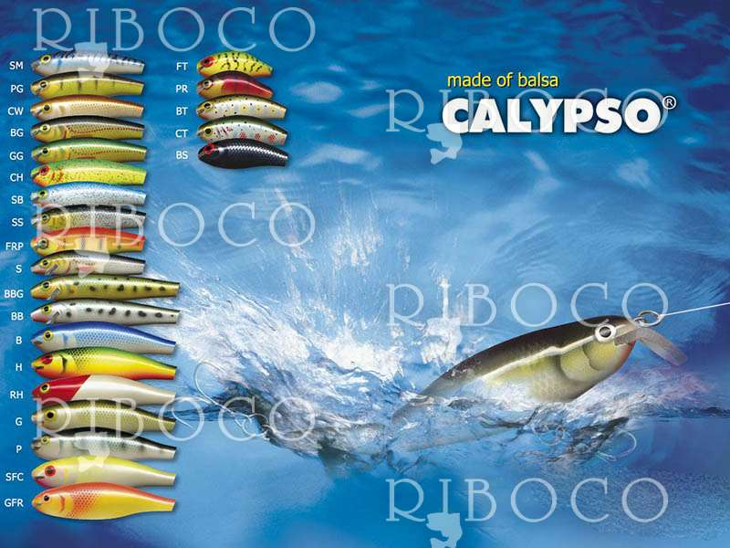 Caypso Fantom F3 - 3.3 cm floating