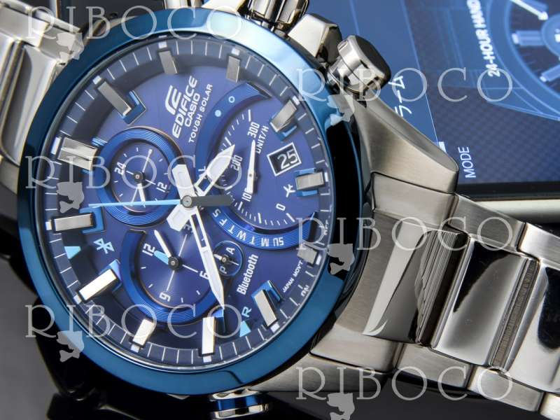 Часовник Casio EDIFICE CHRONOGRAPH EQB-500DB-2AER