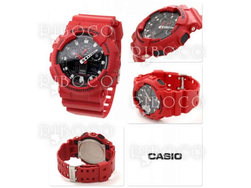 Часовник Casio G-SHOCK GA-100B-4AER