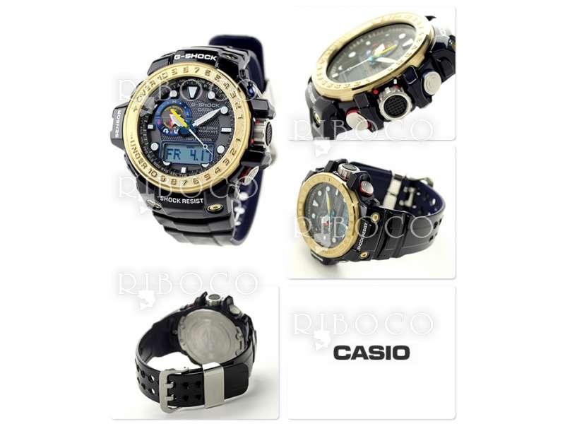 Часовник Casio G-SHOCK GULFMASTER GWN-1000GB-1AER