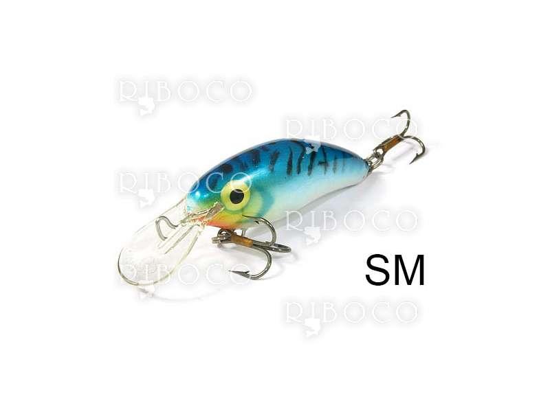 Риболовен воблер Calypso Fantom F4 - 4.5 cm потъващ