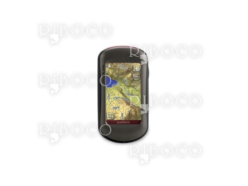 GPS навигация с карта Garmin Oregon® 550t BG