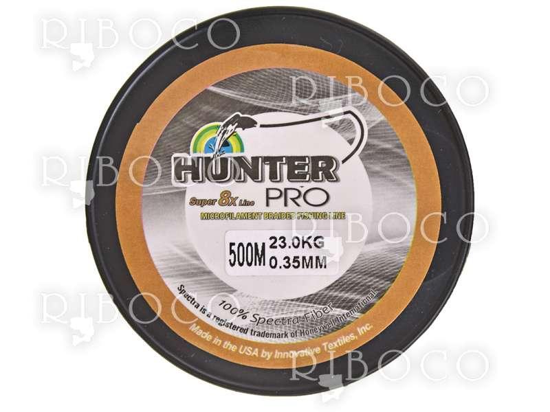 Плетено влакно Hunter PRO Super 8X LINE - 500 m