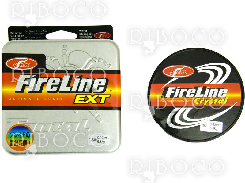Osako Fire Line EXT TANTAL 100 m
