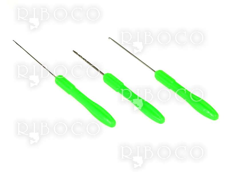 Needle 2 types and drill set GREEN