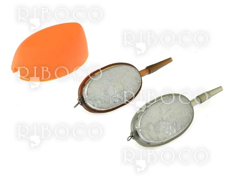 Комплект шарански хранилки и форма за пълнене Osako INLINE METHOD FEEDER