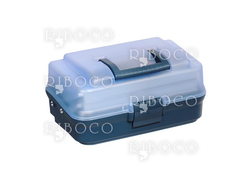 Риболовен куфар Plastica Panaro 143 - 2 рафта