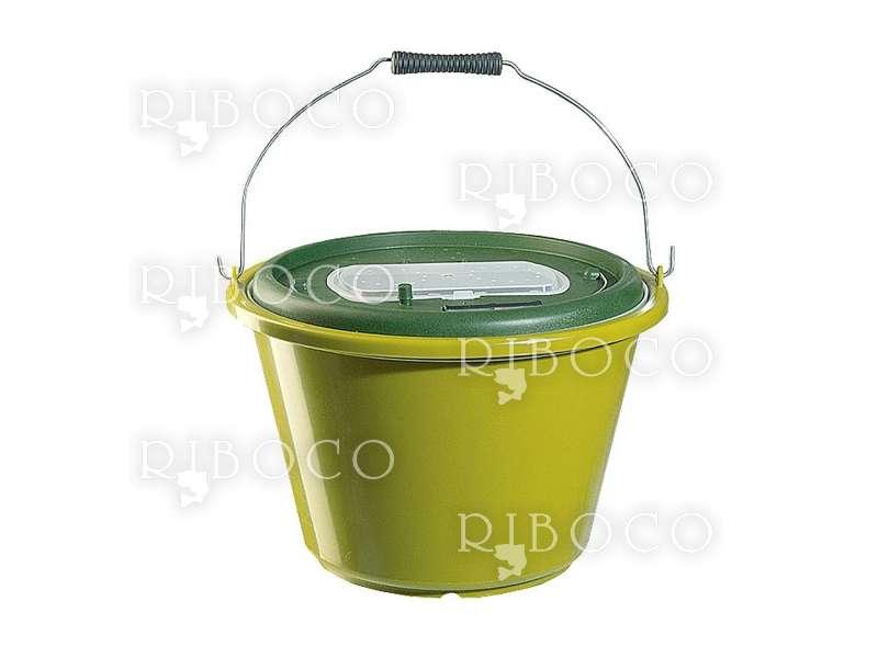 Рибарска кофа Plastica Panaro 116 - 18 L