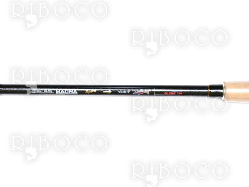 Spinning Fishing Rod Globe Magna Speci Trout