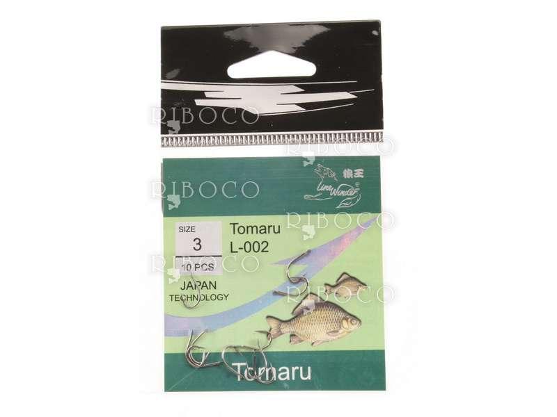 Риболовни куки Line Winder Tomaru L-002