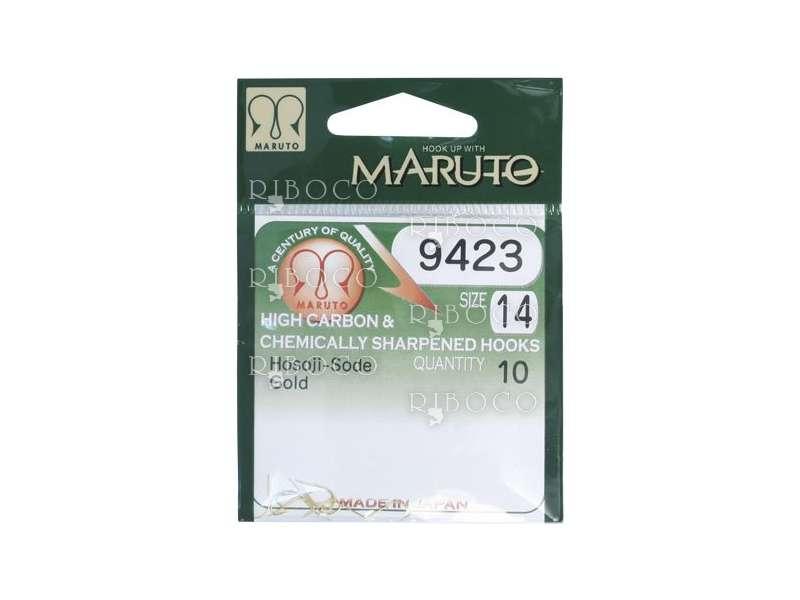 Риболовни куки Maruto 9423 Gold