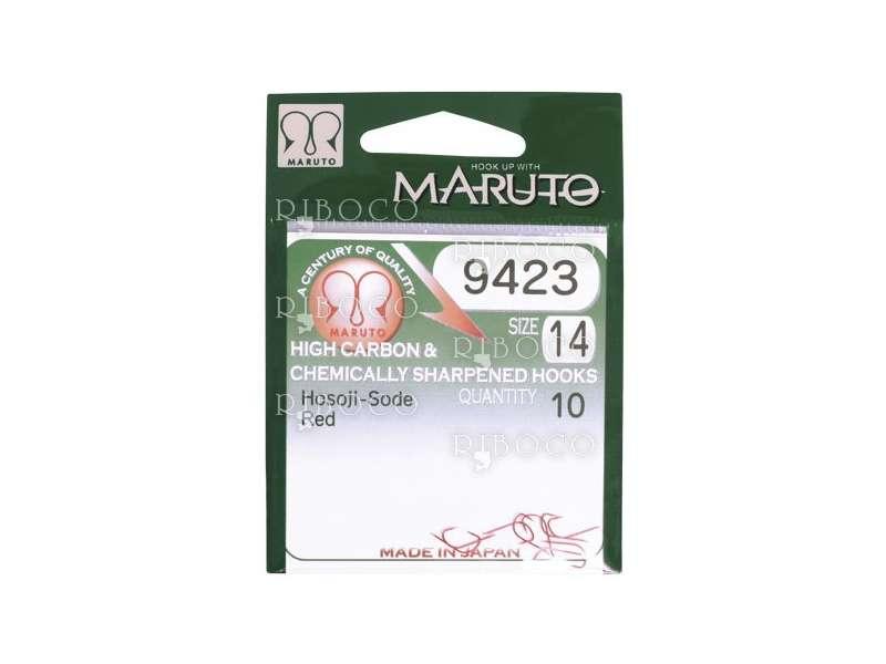 Риболовни куки Maruto 9423 Red