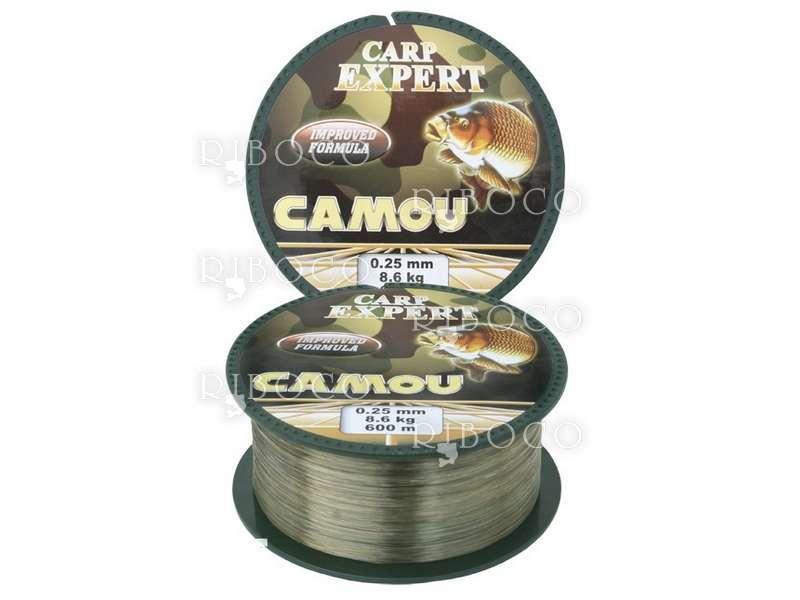 Риболовно влакно Carp Expert Camou 600 m