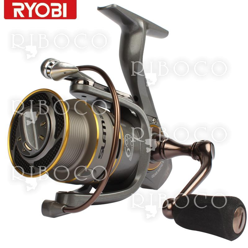 Ryobi Slam reel without spare spool