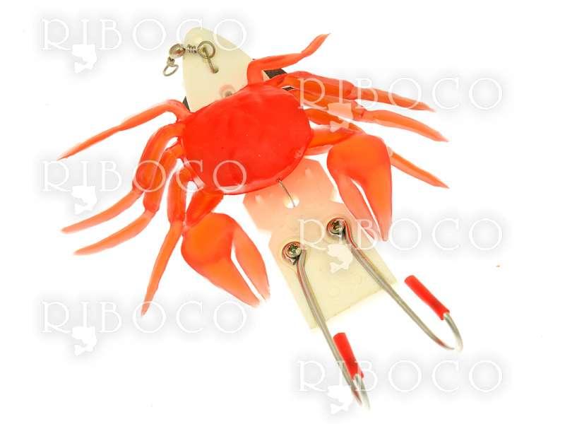 Силиконов рак за риболов на октоподи GL