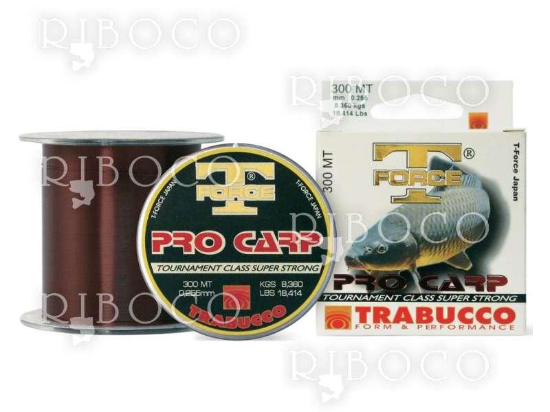 Trabucco T-FORCE PRO CARP 1000 m