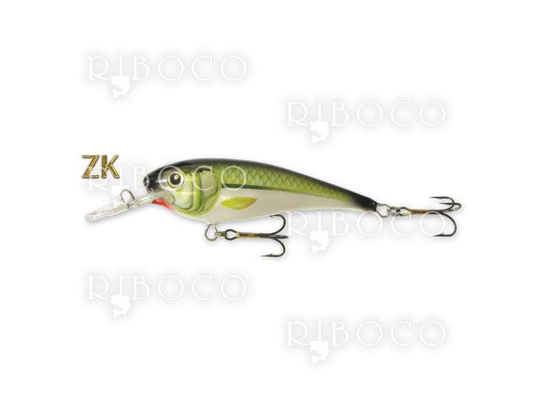 Floating Fishing Wobbler Goldy GM02 TROTER 6 cm