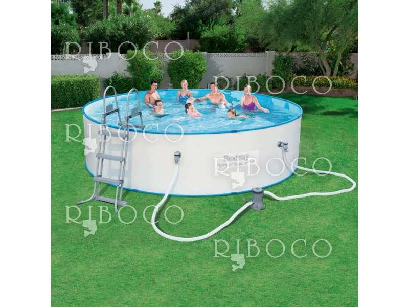 Сглобяем басейн Bestway 56377 HYDRIUM Splasher d360 x 90 cm