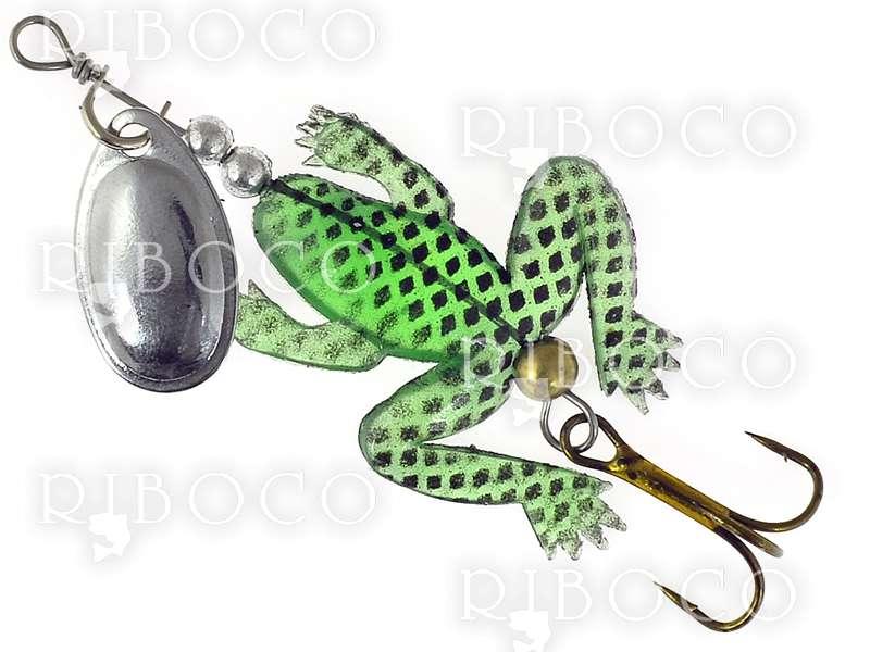 Блесна с жабка Ezi Fish