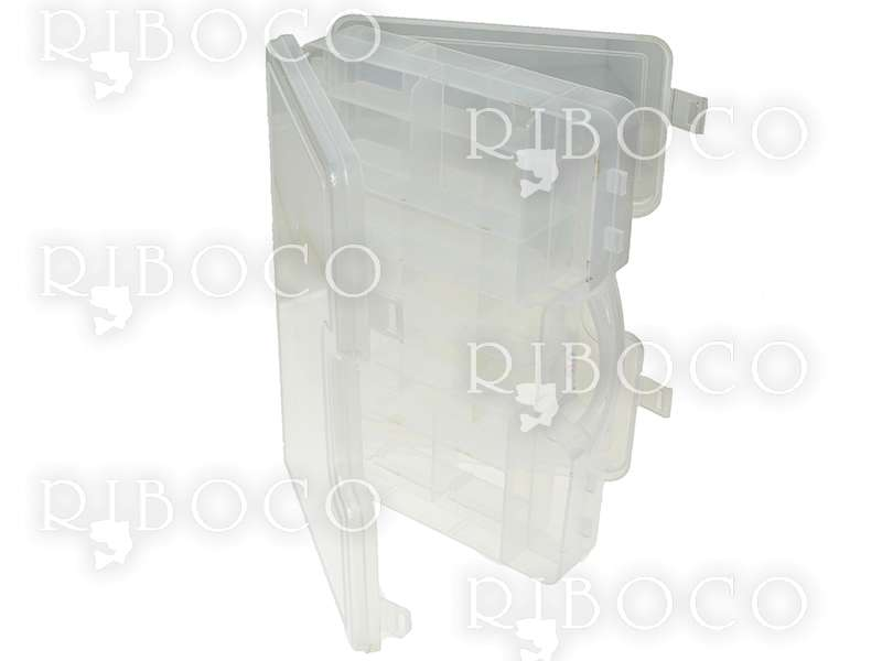 Двустранна кутия за изкуствени примамки Osako C003