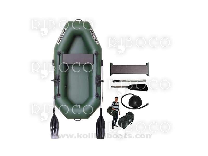 Надуваема гребна лодка Kolibri серия Super Light - Супер леки - K-190, K-210, K-230SC