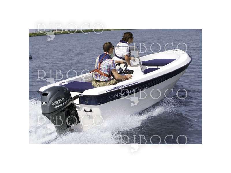 Извънбордов мотор за лодка Yamaha F30BET