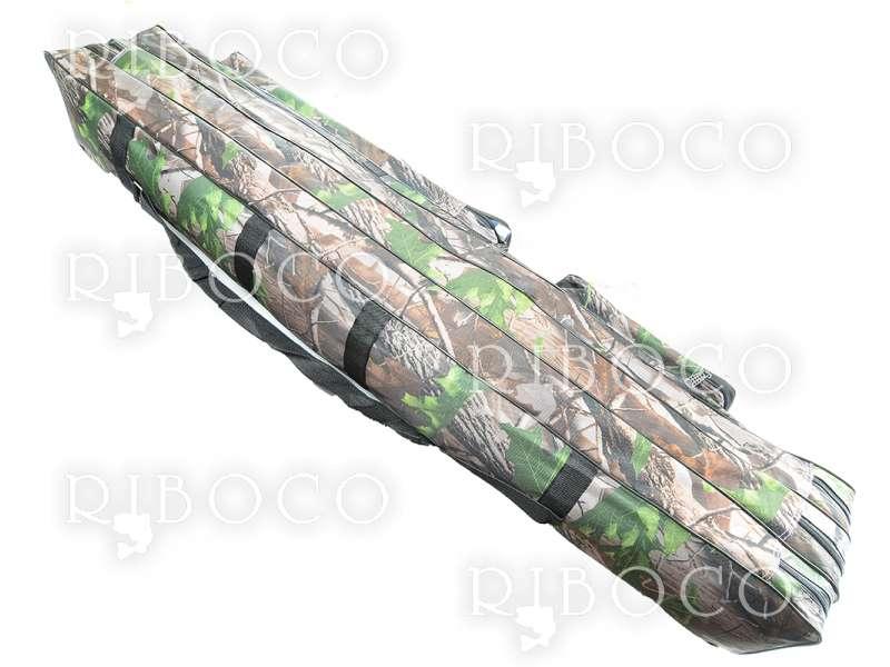 Калъф за въдици Osako CAMO 130, 150 cm - 3 прегради