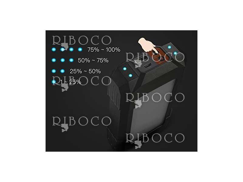 Мултифункционална къмпинг лампа BS-3500