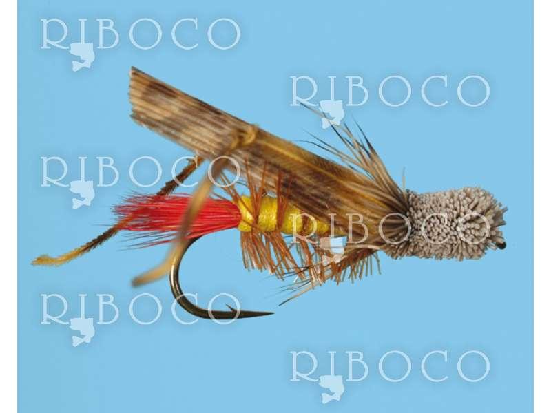 Мухарски куки Hayabusa FLY552 bronze