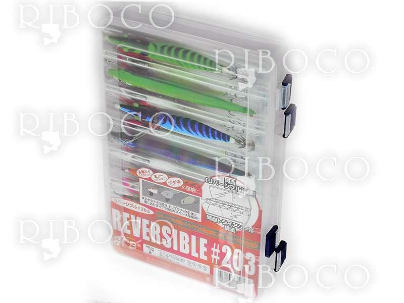Кутия за изкуствени примамки REVERSIBLE 203