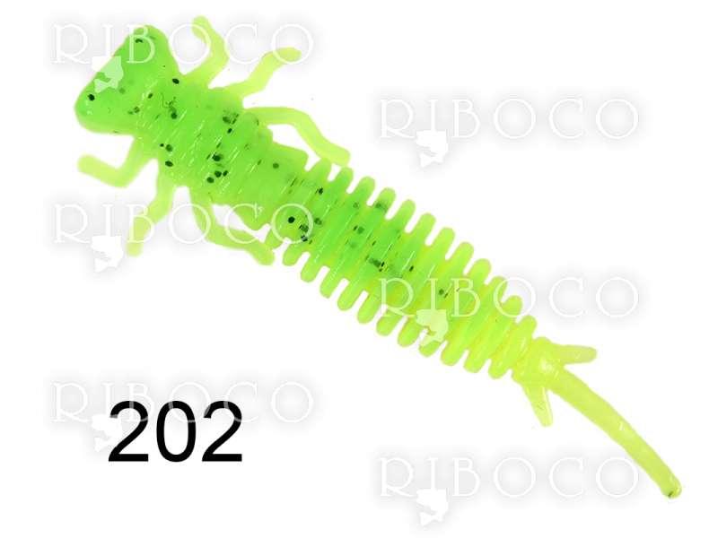 Силиконова личинка на водно конче Osako Dragonfly 5 cm, 6.5 cm, 8.9 cm