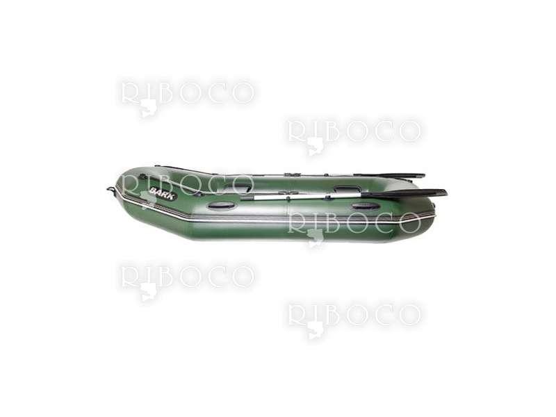 Надуваема лодка Bark B-270P гребна-моторна двуместна