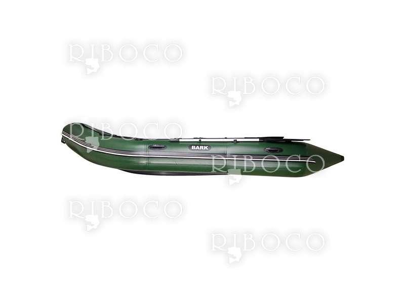 Надуваема моторна лодка Bark BN-310S триместна