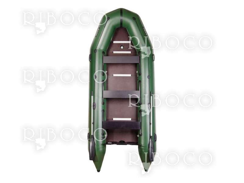 Надуваема моторна лодка Bark BT-450S седемместна