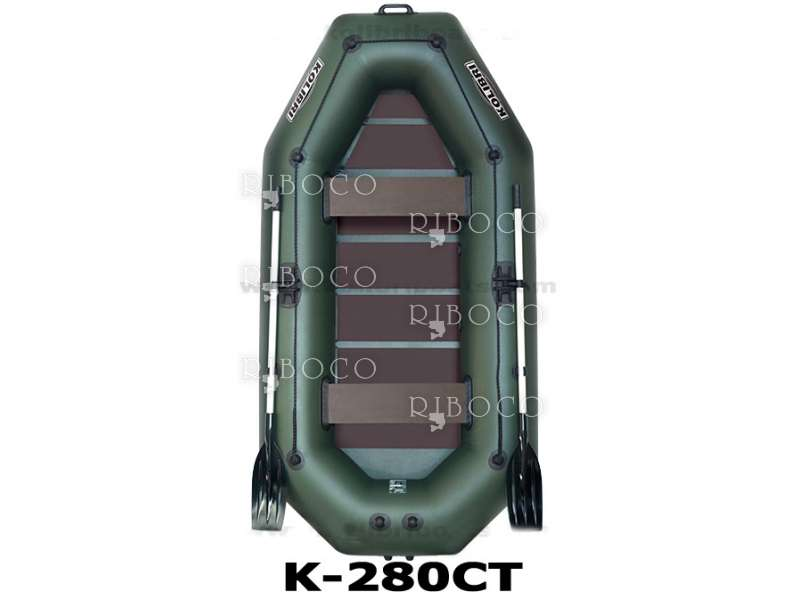 Надуваема гребна лодка Kolibri серия Standard - Колибри Стандарт - K-220T, K-240T, K-260T, K-280CT, K-280T, K-280TS, K-300CT
