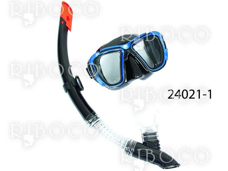 Маска и шнорхел Bestway 24021 Blacksea Diving Set