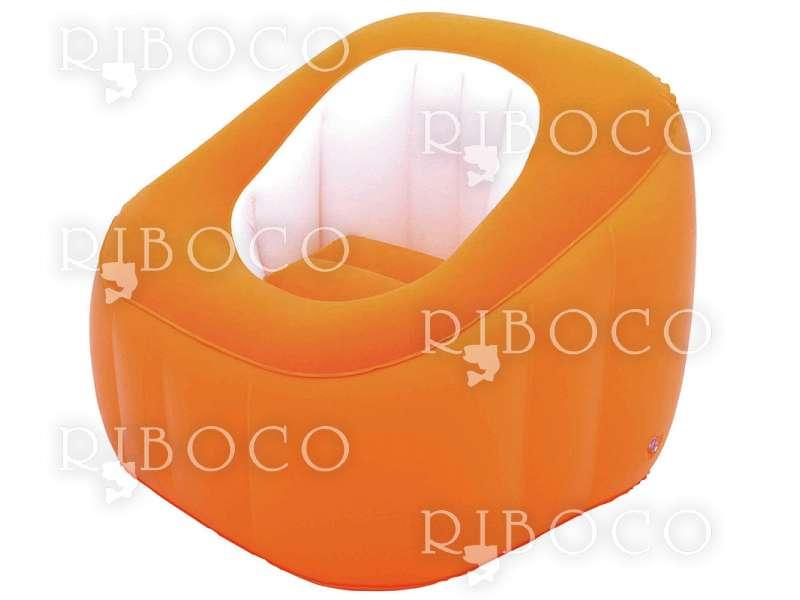 Надуваем стол Bestway 75046 Comfi Cube Air Chair