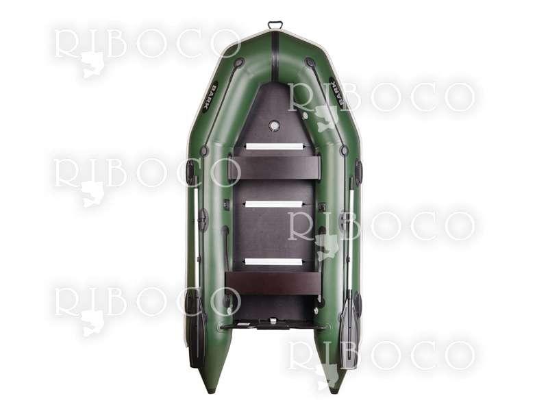 Надуваема моторна лодка Bark BТ-310S триместна