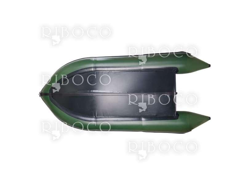 Надуваема моторна лодка Bark BN-360S шестместна