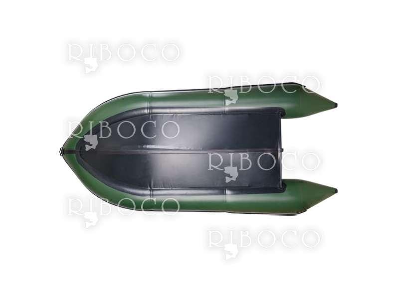 Надуваема моторна лодка Bark BN-390S шестместна