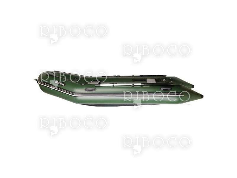Надуваема моторна лодка Bark BT-360S шестместна