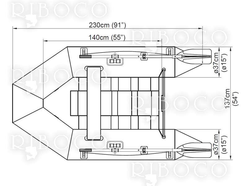 Надуваема лодка Bestway 65046 HYDRO-FORCE™