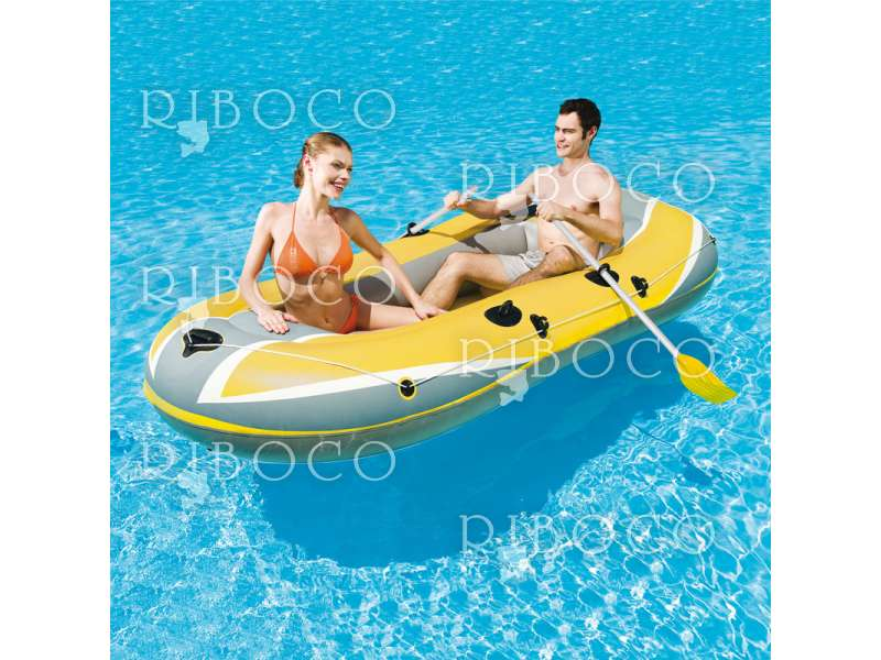 Надуваема лодка Bestway Hydro Force Raft Set 61068, 61083
