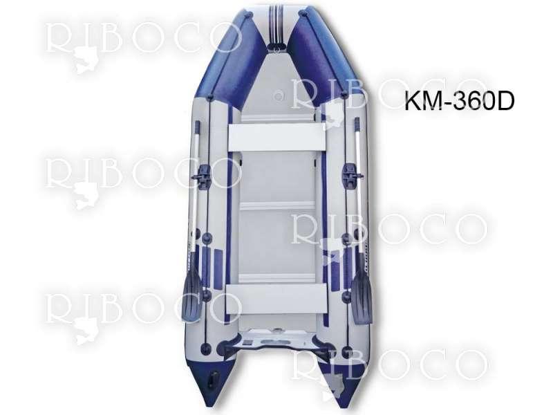 Надуваема моторна лодка Kolibri серия Professional - Колибри Профи - KM-300D, KM-330D, KM-330DALF, KM-360D, KM-360DALF, KM-360DW