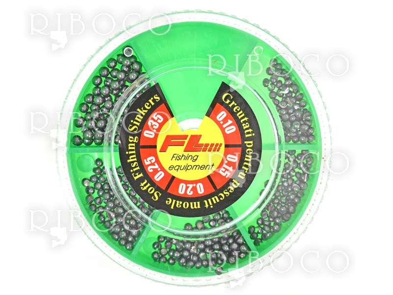 Риболовни тежести FL - 100 g