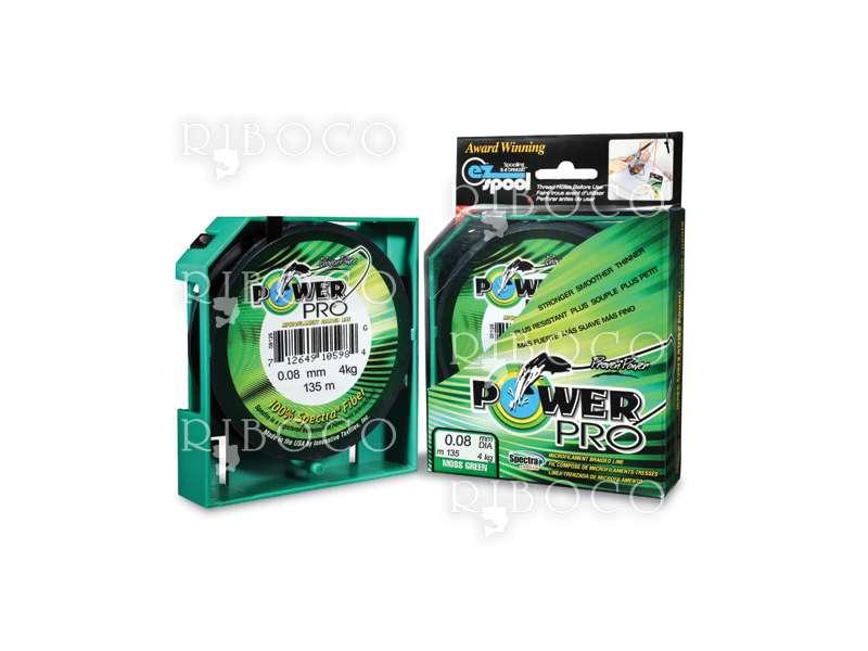 Плетено влакно Power Pro Moss Green